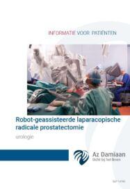 Urologie De Robot Geassisteerde Laparoscopische Radicale Protatectomie Sap 14740