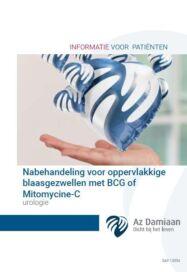 Urologie Nabehandeling Voor Oppervlakkige Blaasgezwellen Sap 13554