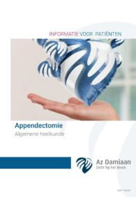 Appendectomie