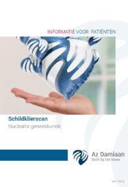 Schildklierscan