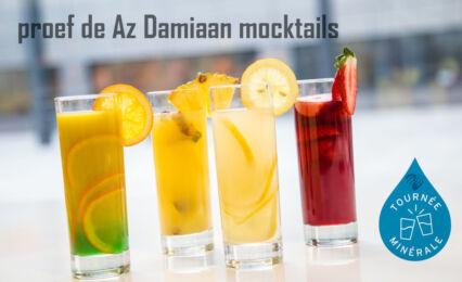 Proef De Az Damiaan Mocktails