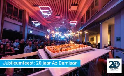 Jubileumfeest 20 Jaar Az Damiaan