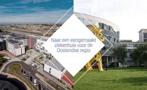 Eengemaakt Oostends Ziekenhuis