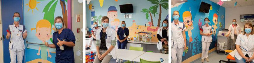 Lars En Lotje Pediatrie Banner