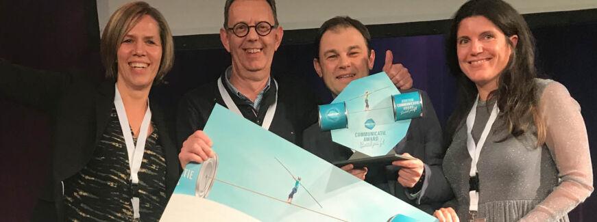Ostenders Kortom Award Social Profit 2020 Banner