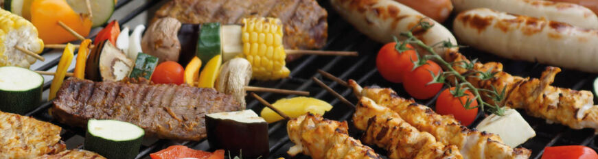 Barbecue Banner 1
