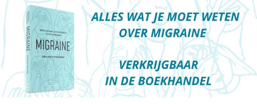 Boek Migraine Banner