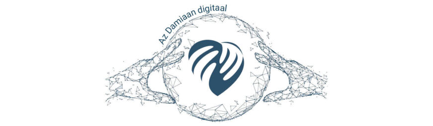 Az Damiaan Digitaal Banner
