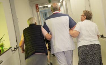 Dagziekenhuis Geriatrie