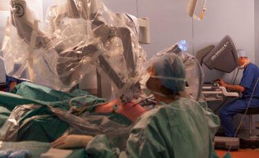 Urologie Robotchirurgie