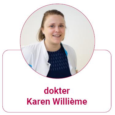 dokter Karen Willième