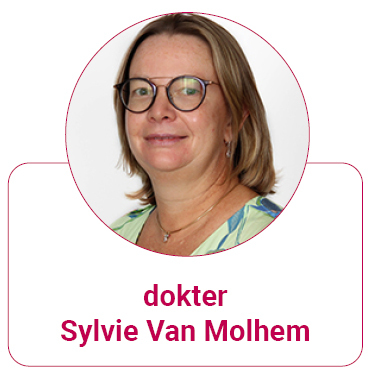 Dokter Sylvie Van Molhem